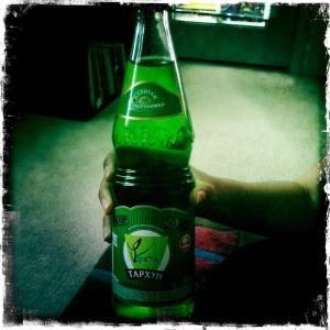 Tarhun - Tarragon soda